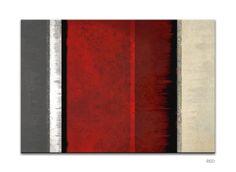Crust - modern digital canvas art by www.pixel-prints.com