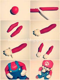Belsahland: Tutorial: modelando a Mario Bros