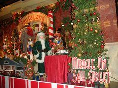 Macy's New York Christmas window display