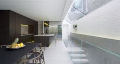SW6 Lightwell House by Emergent Design Studios (5)