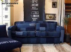HALO×journal standard Furniture  (ジャーナルスタンダードファニチャー ブリーズ2.5デニムパッチ) BREEZE 2.5…