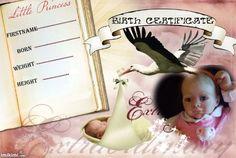 birth certificate Linnea