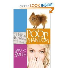Funny girl writes funny book... :)  My friend and fellow author.