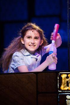 Buy Matilda the Musical tickets at Cambridge Theatre Musical London, London Theatre, Broadway Theatre, Musical Theatre, Musical Tickets, Matilda Costume, Band Nerd, London Summer, Roald Dahl