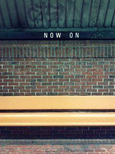 Snowdon metro station is 'Now on' Transport Museum, Public Transport, Metro Montreal, U Bahn, Metro Station, Draping, Bridges, Transportation, Interiors