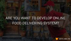Are you want to develop an online food delivery system for your business? You are at the right place, read how online food delivery system helps to expand your business in the current market. Find out how does the online food ordering system work. Business Requirements, Mobile App Development Companies, Order Food, Start Up Business, Budgeting, Improve Yourself, Investing, Delivery, Marketing