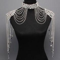 """""""Royalty"""" Body Chain from AL-Qamar Malik"""
