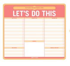 goals worksheet lululemon and goal settings on pinterest. Black Bedroom Furniture Sets. Home Design Ideas
