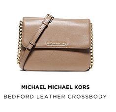 67a86ce7ee2c Michael Michael Kors Bedford Double Gusset Crossbody Michael Kors Bedford,  Cross Body Handbags, Handbag
