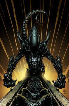 Alien - Zach Howard