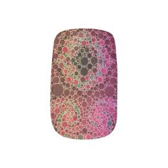Crazy Beautiful Abstract Minx Nails Minx® Nail Wraps
