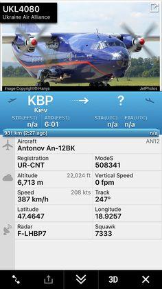 Flight from Kiev  http://fr24.com/UKL4080/edd52c4