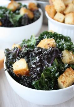 Kale Caesar Salad   Tasty Kitchen: A Happy Recipe Community!