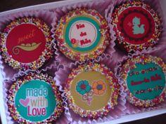 Sweet Bila decorated cookies - 100% edible