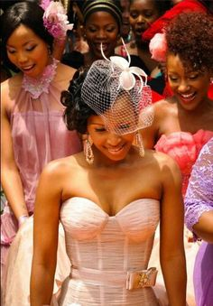 For those who watch Generations series on DSTV will recognize these faces. a beautiful South African wedding of Dineo and Phenyo. South African Weddings, African American Weddings, Hair Afro, Beauty And More, African Wedding Dress, African Dress, Black Bride, Timeless Wedding, How To Pose