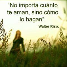 Walter Riso  Ideas Desarrollo Personal para www.masymejor.com