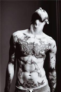 #tattoo #body #sports