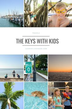 Traveling with kids to the Florida Keys. Key West. Marathon Key, Duck Key, Hawks Cay. The Turtle Hospital.