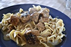 """""""Point-less"""" Meals: Swedish Meatballs"""