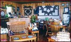 The Amish Shop was built by our Amish friends in 1994. It is a quaint little gift shop, complete with a country porch, that is filled with the hand crafted treasures made by the local Amish families. Cashton, WI