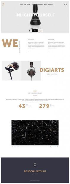 Owl Digital – Creative Agency in Web design