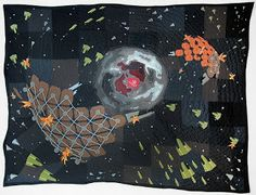 intergalactic transport: quilt