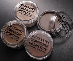 Obsessive Compulsive Cosmetics CONCEAL  #crueltyfree #noanimaltesting #beauty #makeup #vegan