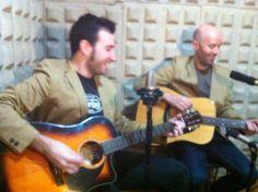 The Hardtops en Estudios Trento Barcelona. Fuck&Young
