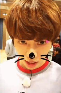 160114 #인피니트 Dongwoo - INFINITE Showtime