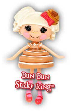 Mini Lalaloopsy™ Shoppes Bun Bun Sticky Icing™ | Recipe