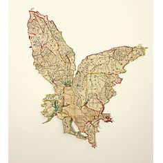 My new obsession - birds!  Not this necessarily but  the idea of a bird tattoo with a map incorporated into it's body representing freedom/ free spirit, I like...
