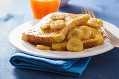 Такой изысканный завтрак — заряд позитива на весь день