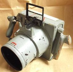 WW2 Vintage Japanese Imperial Army Air Corps Aviation Camera -373 Antique