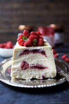 Raspberry Amaretto Semifreddo - web-4
