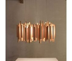 an ode to midcentury california design: the woods lamp from spain by Hector Serrano - the modern sybarite - advice on interiors, art and design Interior Lighting, Home Lighting, Modern Lighting, Lighting Design, Luxury Lighting, Diy Luminaire, Luminaire Design, Wood Pendant Light, Pendant Lighting