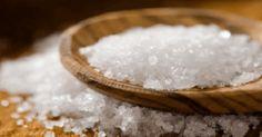 Pysäytä migreeni välittömästi suolan avulla