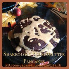 Shakeology pumpkin pancakes
