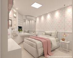"""181 curtidas, 18 comentários - Débora Matos Arquitetura (@deboramatosarquitetura) no Instagram: """"Boa noite com esse encanto! Como eu amo projetar  quarto de menina  super delicado e em tons que…"""""""