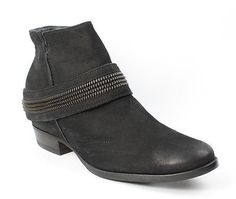 Paul Green Cypress Black Boot Womens size 8.5 M New $429