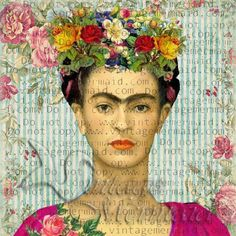 FABRIC GARMENT APPLIQUE Frida Kahlo Cotton Patch FKFB0122.  FABRIC GARMENT APPLIQUE Frida Kahlo Cotton Patch FKFB0122. Frida Kahlo cotton patch applique to be added to any garment. This is so beautiful and interesting to add to your crafty projects. Frida Kahlo Fabric, Crafty Projects, Applique, Patches, Trending Outfits, My Style, Unique Jewelry, Handmade Gifts, Artist