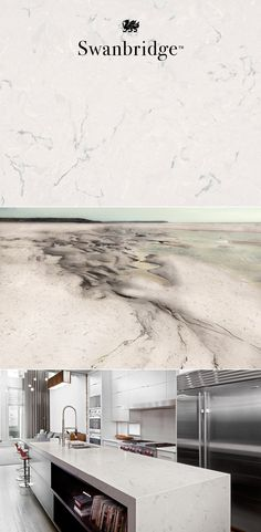 Swoon for Swanbridge™, a graceful new design from our Marble Collection™. Kitchen Dinning, Home Decor Kitchen, Kitchen And Bath, Home Kitchens, Kitchen Design, Family Kitchen, Dining, Reno, Layout