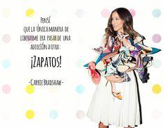 ¡No hay mejor adicción! #Quotes #moda #estilo #shoes #adcition #vivalochic