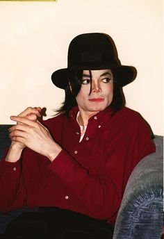 #MichaelJackson  Uh-Oh-he doesn't look to pleased about whatever is going on to his left!  © Raynetta Manees, author of #AllForLove, inspired by #MichaelJackson