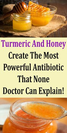 Herbal Medicine Turmeric And Honey Create The Most Powerful Antibiotic That None Doctor Can Explain! Natural Home Remedies, Herbal Remedies, Health Remedies, Allergy Remedies, Cough Remedies, Healthy Drinks, Get Healthy, Healthy Tips, Detox Drinks