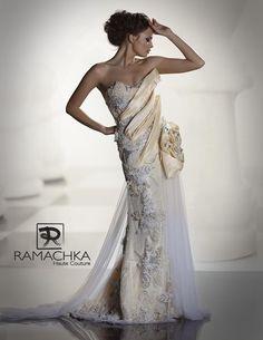 Ramachka 2012 Collection via fashionbride.wordpress.com