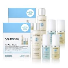 Neutralyze Moderate to Severe Acne Treatment Kit (60 Day) *** Awesome product. Click the image : Skin care