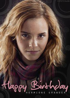 happy birthday hermione by - photo #24