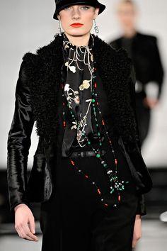 Ralph Lauren Fall 2011 RTW - Runway - Fashion Week - Vogue