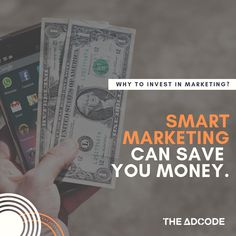 some of our core marketing strategies that are budget-friendly and at the same time very effective in delivering the right message to the target audience.   #Theadcode #theadvice #marketing #marketingtips #savemoney # Smartmarketing #marketingagency #startupadvice #marketingadvice
