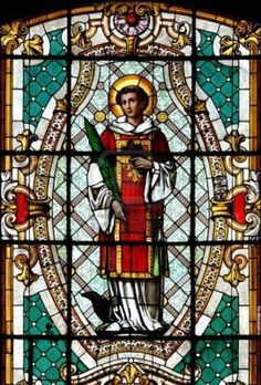 Image detail for -Stained glass window, church Sainte-Radegonde, Poitiers, Poitou ...